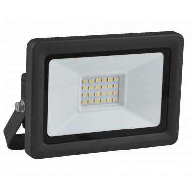 Projecteur LED 20 watt IP65 ultra plat - 4000°K