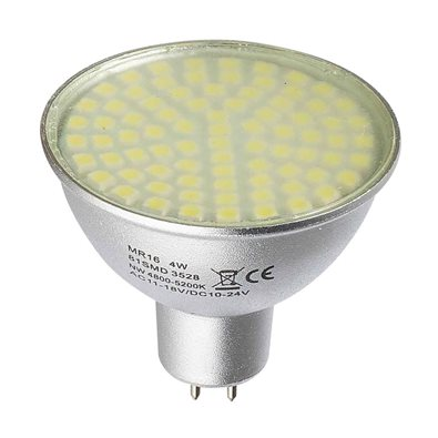 Spot LED SMD GU5.3 5W Dimmable
