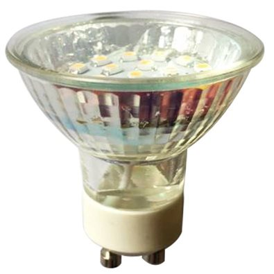 Spot LED SMD GU10 1W - 120° Dimmable
