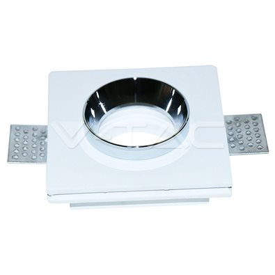 Support fixe 100mm Diamètre IP20 V-TAC 3149