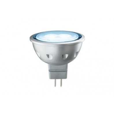LED GU5.3 PAULMANN 5W ice blue | Led-Flash