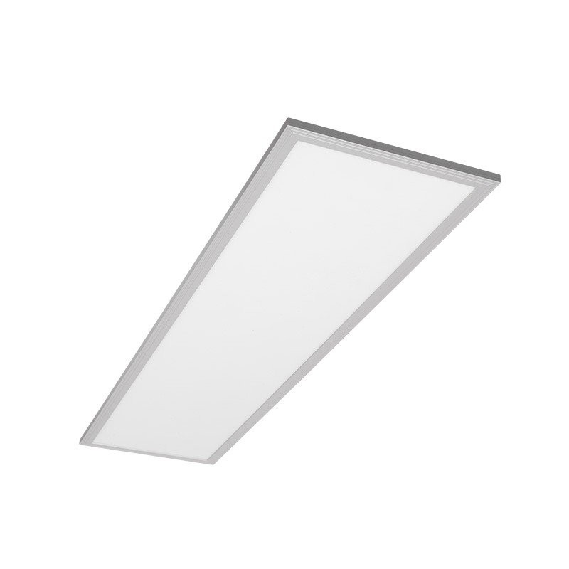 Dalle led 40 watt rectangulaire 1200x300mm led flash for Dalle led pour garage