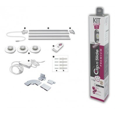 Kit LED Clip n'Slide Premium | Led Flash
