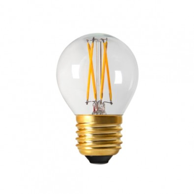 Ampoule led filament E27 G45 4 watt Girard Sudron | Led Flash