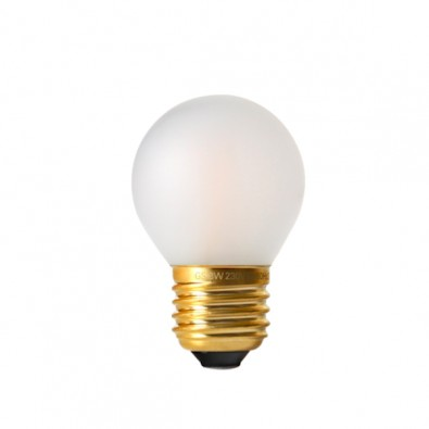 Ampoule led filament E27 G45 Girard Sudron | Led Flash