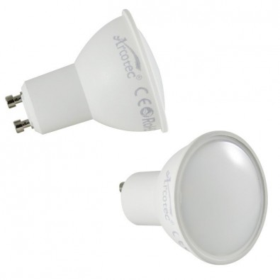 LED GU10 5W (eq. 50W) - 120° - Blanc Froid | Led-Flash