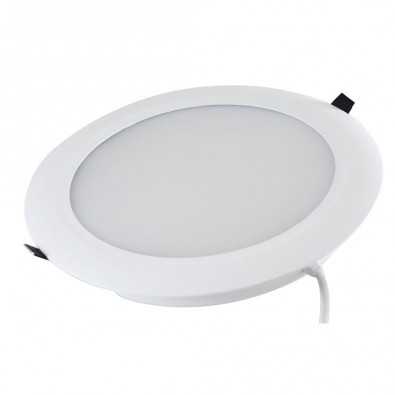 Downlight led 18 watt (eq. 150 watt) - Diam 220mm | Led Flash