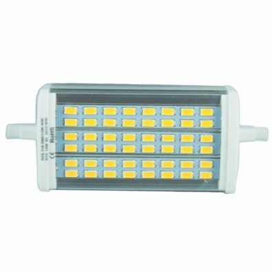 Ampoule led crayon R7S 118mm 48 SMD 5630 14W | Led Flash