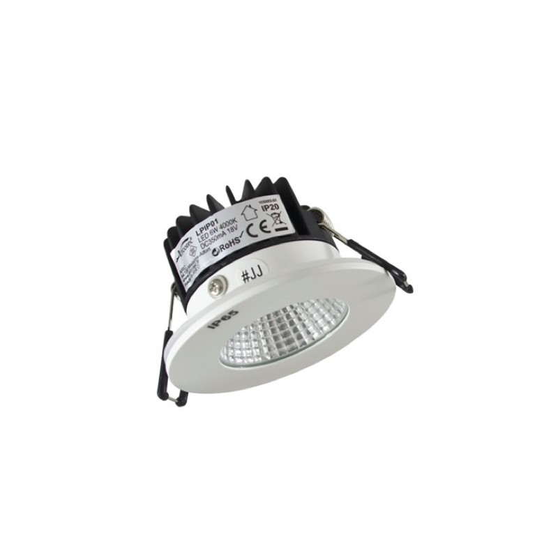 Spot Led Encastrable Rt2012 6 Watt Ip65 Meilleur Prix