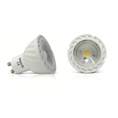 Spot led GU10 COB 5 watt Dimmable (eq. 45 watt) | Led-Flash