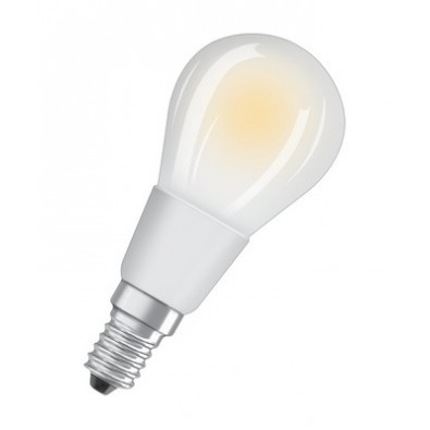 Ampoule led Sphérique E14 5 watt (eq. 40 watt) Dimmable Retrofit OSRAM