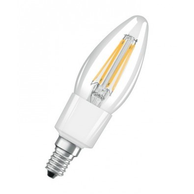 Ampoule led Flamme E14 4,5 watt (eq. 40 watt) Dimmable Retrofit OSRAM