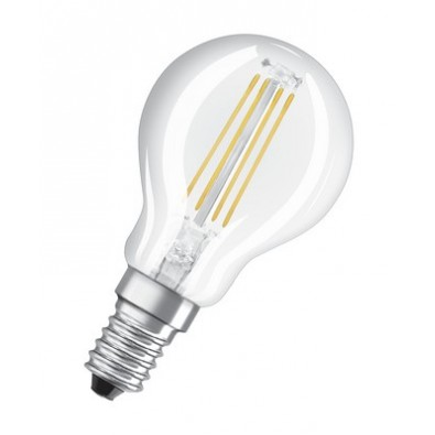 Ampoule led Sphérique E14 3,8 watt (eq. 37 watt) Non Dimmable Retrofit OSRAM