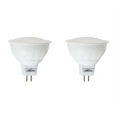 Lot de 2 spots led GU5.3 3 watt (eq. 30 watt) | Led-Flash