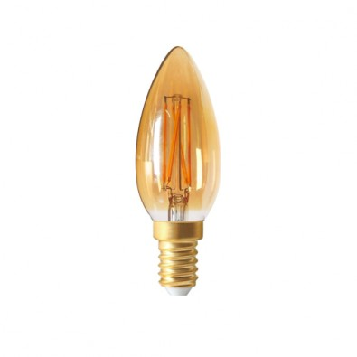 Filament LED Flamme E14 4 watt (eq. 25 watt) GIRARD SUDRON
