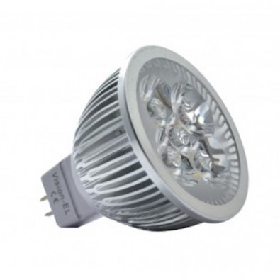 Lot de 10 spots led GU5.3 3 watt | Led Flash