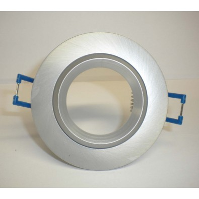 Support spot LED rond fixe | Led Flash