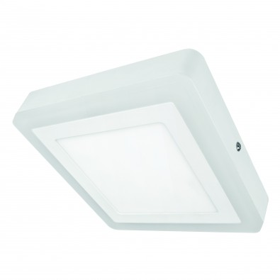 Applique LED COLOR+ - Plafonnier Carré 19 watt