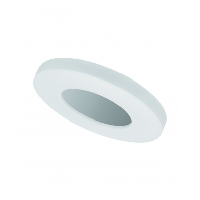Applique LED RING - Plafonnier Diam 280mm 18 watt blanc chaud