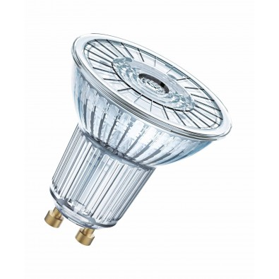 Lot de 2 Spots GU10 PAR16 36° 4,3 watt (eq. 50W)