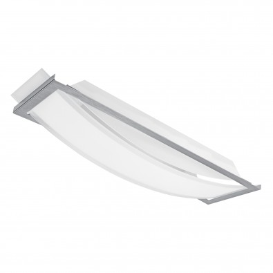 LUNIVE ARC 16 watt - applique ou plafonnier LED 440x120mm