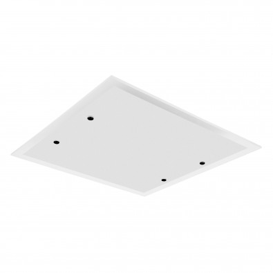 LUNIVE AREA 19 watt - applique ou plafonnier LED 300x300mm