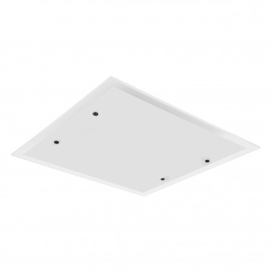 LUNIVE AREA 24 - watt applique ou plafonnier LED 400x400mm