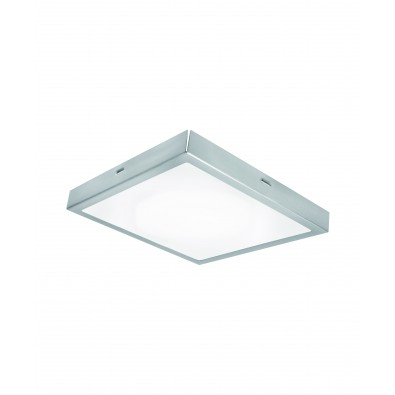 LUNIVE VELA 14 watt - applique ou plafonnier LED 220x220 mm