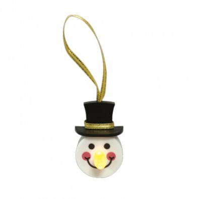 Decoration Sapin LED Bonhomme De Neigex12
