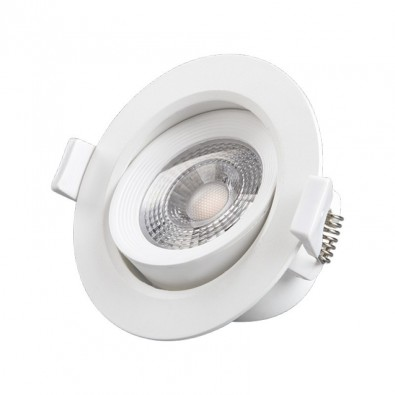Spot LED 7 Watt Cob plafond