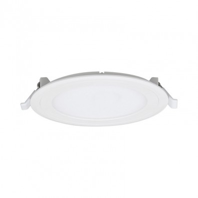 Downlight LED Blanc Rond 9 Watt