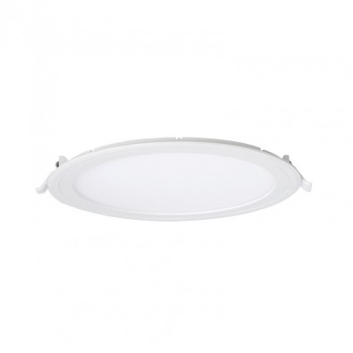 Downlight LED Blanc Rond 18 Watt